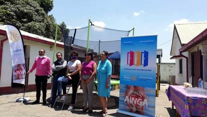 Rotary Ainga :Une vingtaine d'actions à entreprendrepour un développement communautaire