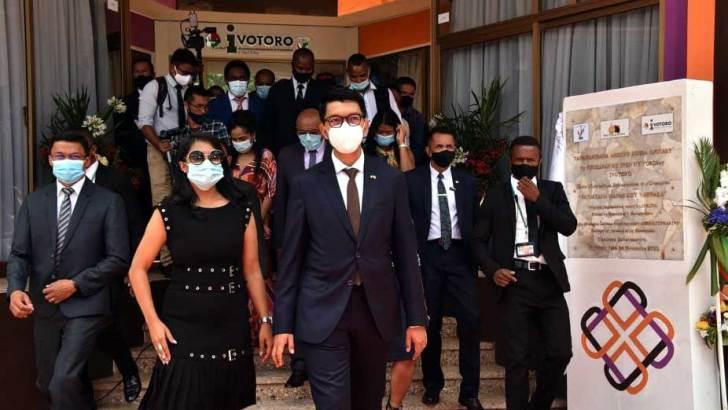 Lutte contre la corruption et la lenteur administrative : Andry Rajoelina lance le Centre IVOTORO