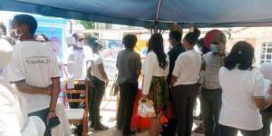 L'UNAPHAM au centre Les Orchidées Blanches à Androhibe : Journée portes ouvertes des associations pour les personnes handicapées mentales