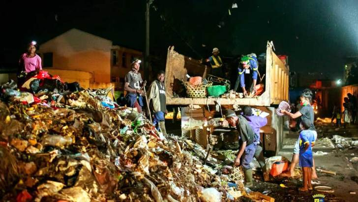 Ramassage des ordures :La CUA impatiente de prendre la direction du SAMVA