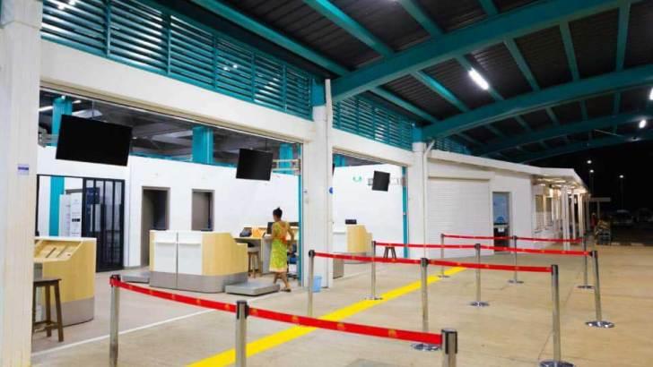 Ravinala airports: Le nouveau terminal international équipé de nouveaux équipements de sûreté