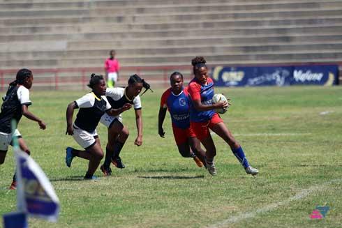 Rugby –« Orange Women's 2020 » : SCB Besarety sacrée championne