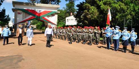 Ministère de la Défense nationale : Création du premier bataillon parachutiste