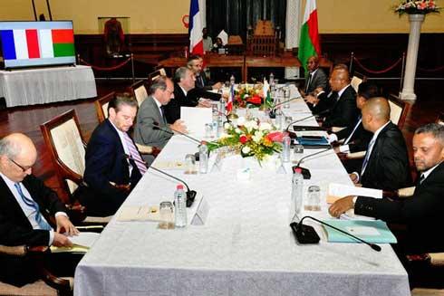 Revendication des îles éparses : Le gouvernement persiste et signe