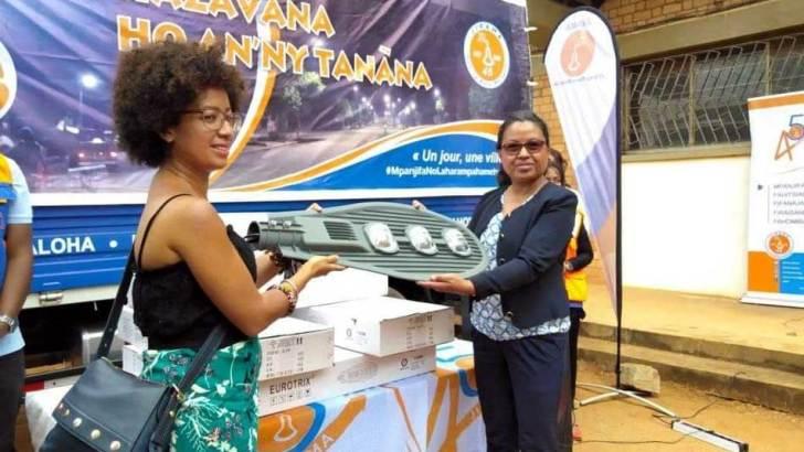 Caravanes de la lumière :Campagne lancée par la Jirama pour éclairer 50 chefs-lieux de Districts