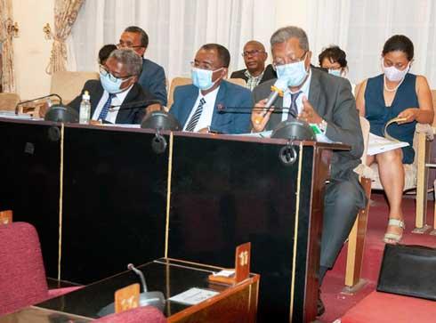 Riposte à la Covid-19 : Deux accords ratifiés par l'Assemblée nationale