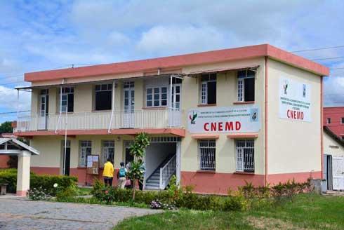 Conservatoire National de Madagascar : Journée portes ouvertes sur les cours disponibles