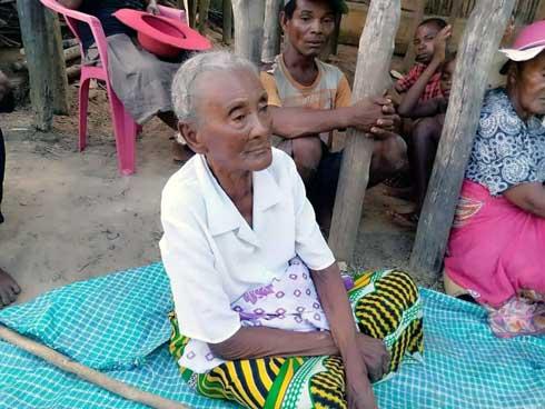 Ils ont fait le buzz :  Une malgache aurait 151 ans