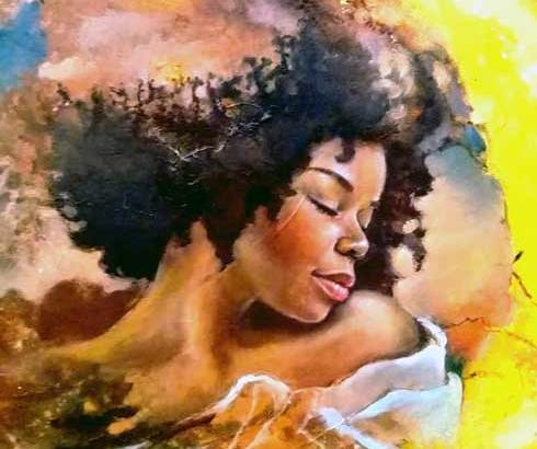 Peinture : L'exposition de Yasmine fidimalala inaugure Dobo'art