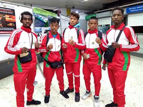 Kick-boxing : Le premier rendez-vous national à Fianarantsoa