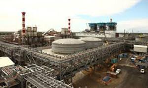 L'usine d'Ambatovy a été interrompue par une grève.