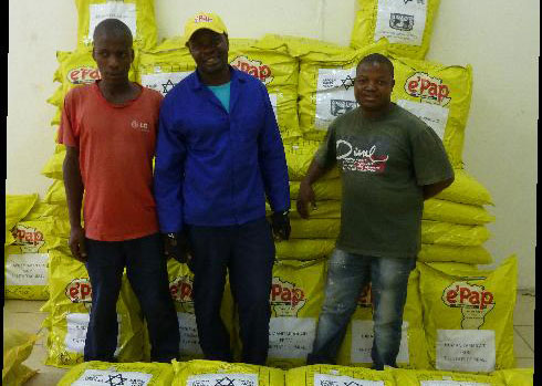 Madagascar-Israel : 70 000 rations alimentaires attendues