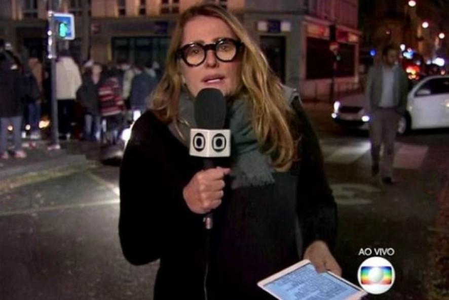 Resultado de imagem para globo irrita correspondentes internacionais