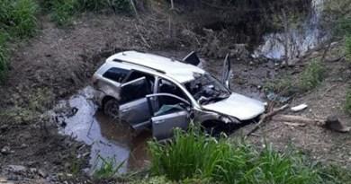 Dos personas muertas y una herida deja accidente de tránsito entre Riohacha y Cuestecita