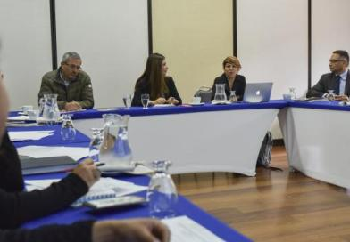 Unidad y entidades surgidas del Acuerdo de Paz inician trabajo en equipo
