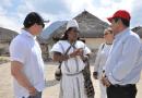 Consejero Presidencial y Personero de Valledupar, en diálogo con líderes y comunidades indígenas