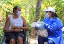 Adultos mayores y personas en condición de discapacidad también reciben ayudas por parte de la alcaldiay la gobernación