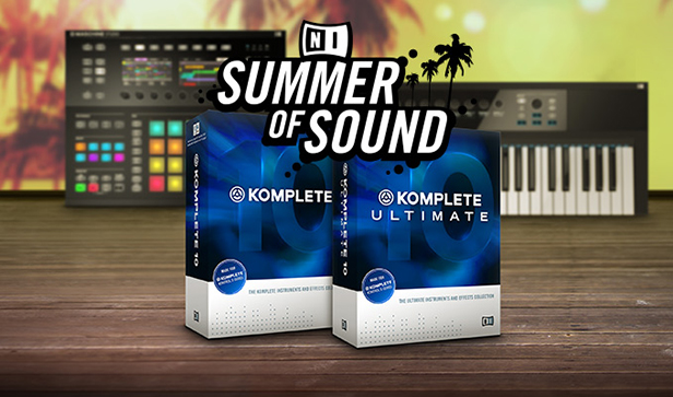 OFFERTA LIMITATA SOMMER OF SOUND 2015