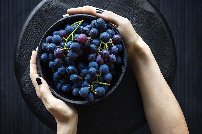 cure de raisin