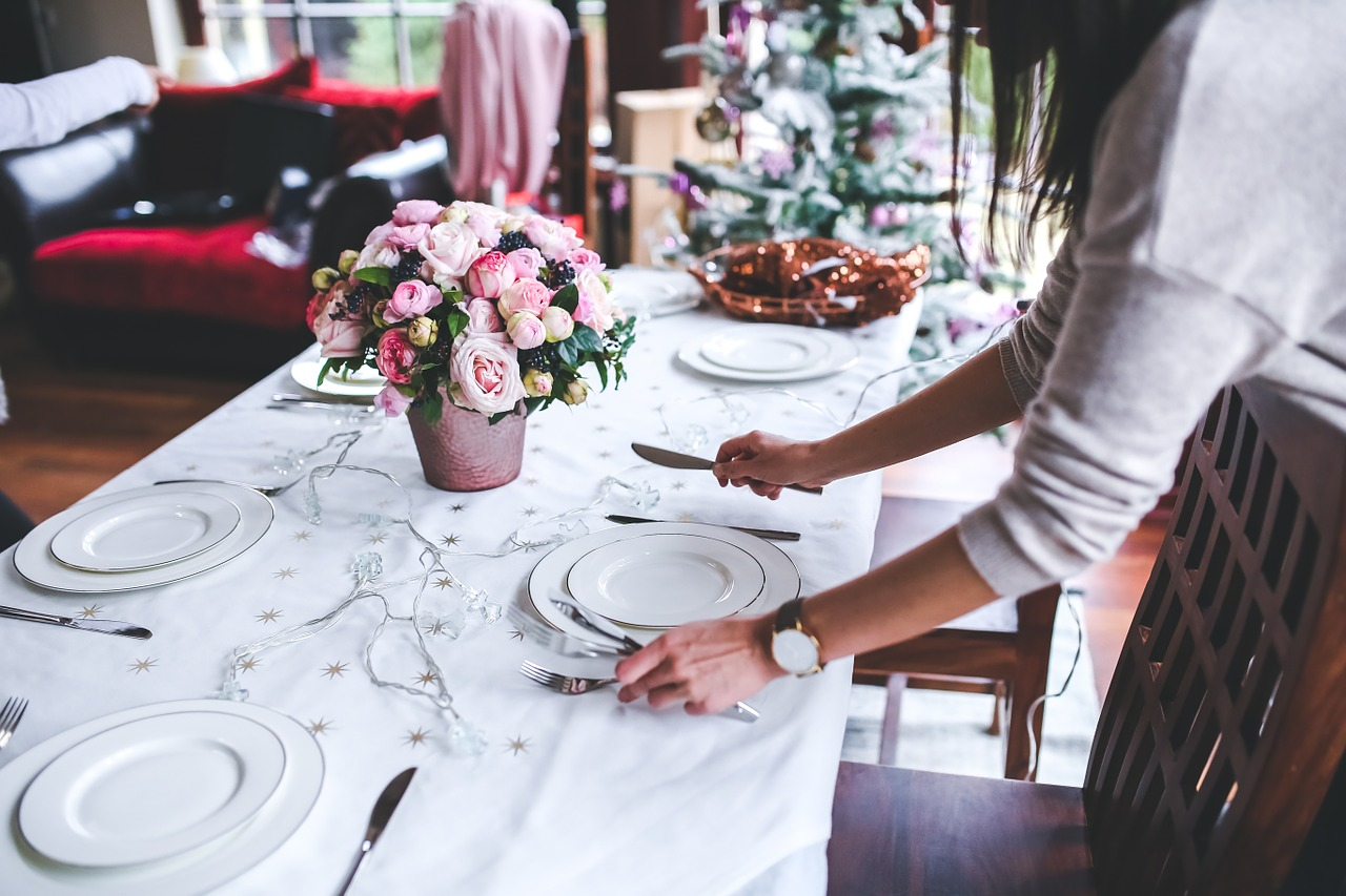 repas de Noël veggie