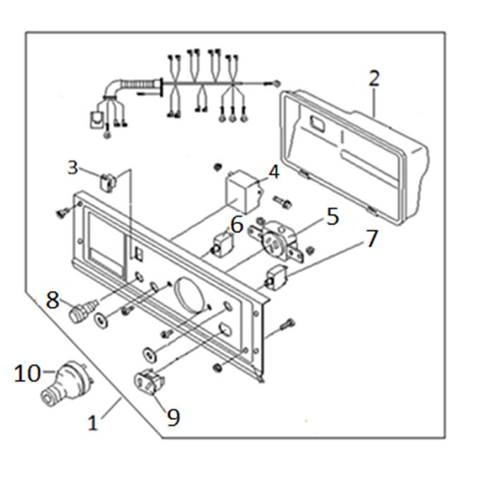 Hyundai Hhd7250 Generator Parts Diagram. Hyundai. Auto