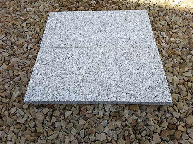 Light Grey Granite Paving Stone  Midland Stone