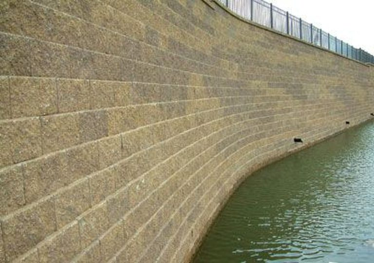 VERSA LOK Retaining Wall