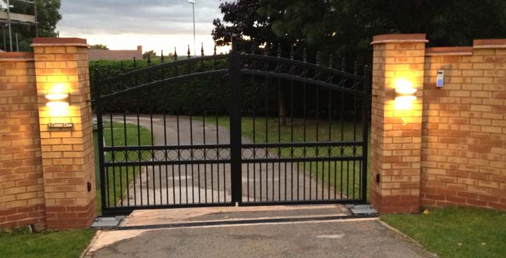 Image result for electric gates