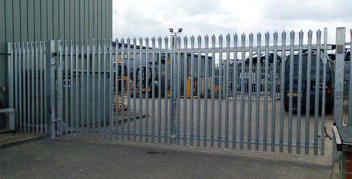 HD1 Pailsade Industrial Gate