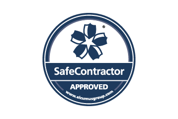 Safe Contractor Status Logo