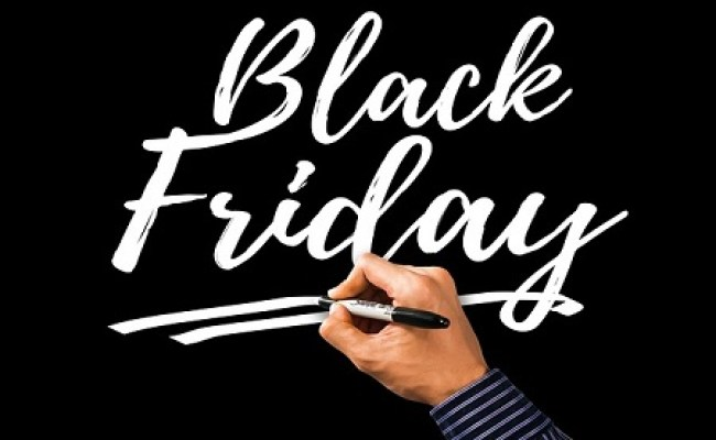 Start Preparing Now For Black Friday Say Materials