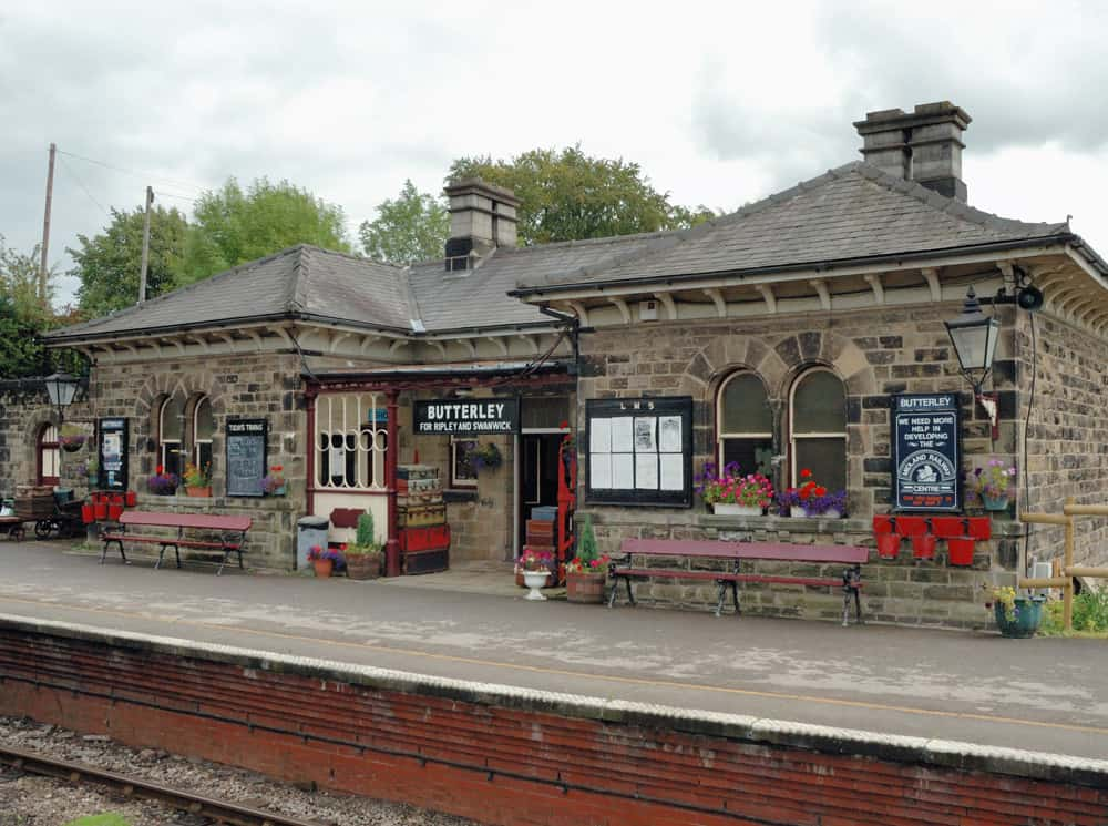 Butterley Train Station