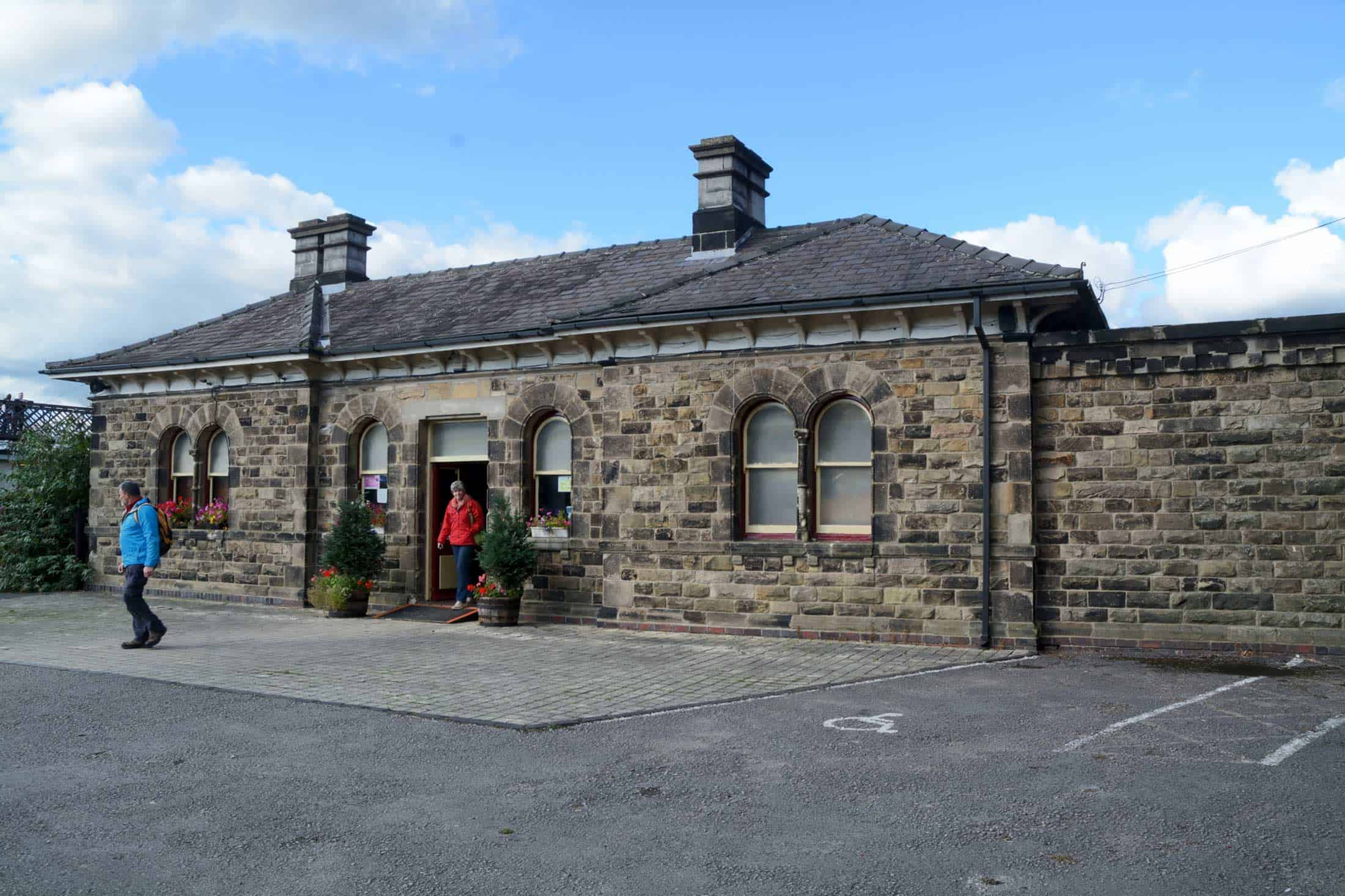 Butterley Station