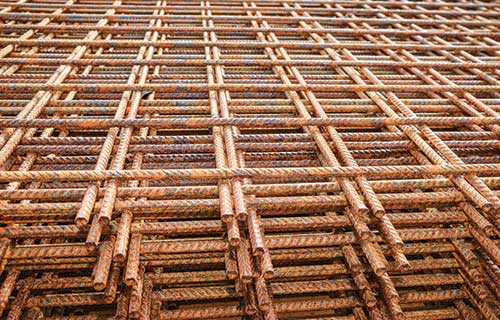 Prefabricated Steel Mesh (Fabric) for Concrete Reinforcement