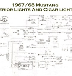 1967 mustang radio wiring schematic wiring diagrams diagram likewise 1968 ford mustang wiring diagram on 68 ford mustang [ 1421 x 1117 Pixel ]