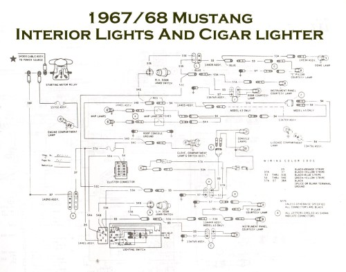 small resolution of 1967 mustang radio wiring schematic wiring diagrams diagram likewise 1968 ford mustang wiring diagram on 68 ford mustang