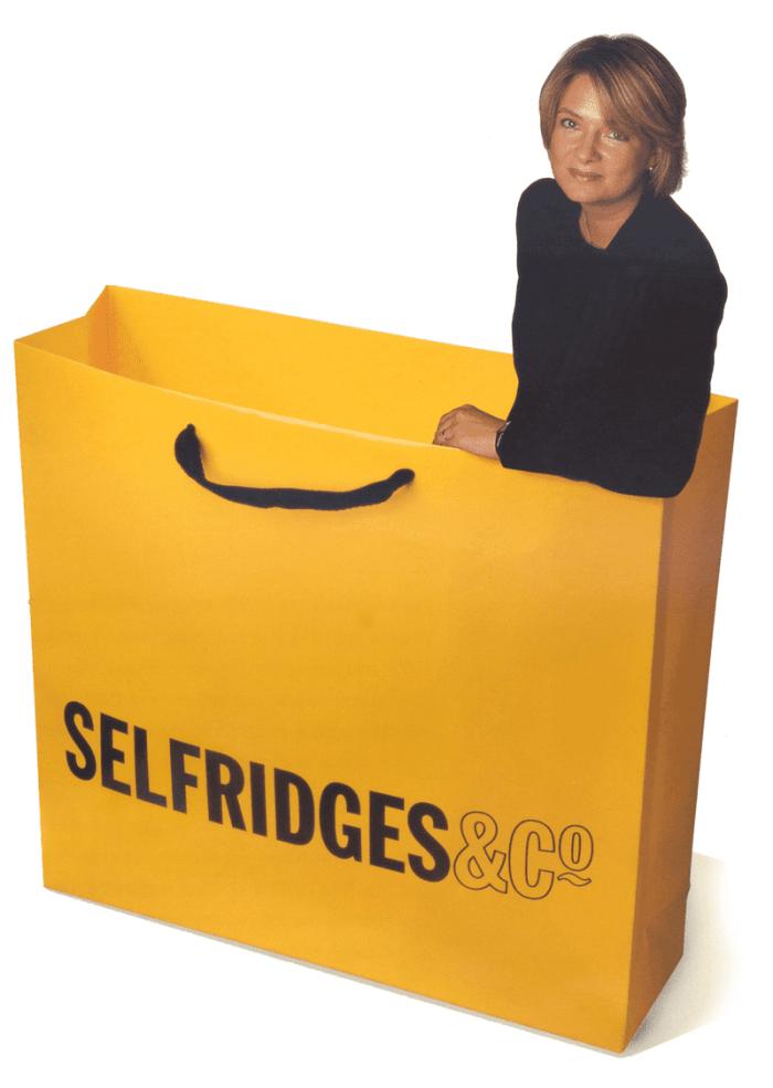 Nikki Garnett, editor of Selfridges magazine
