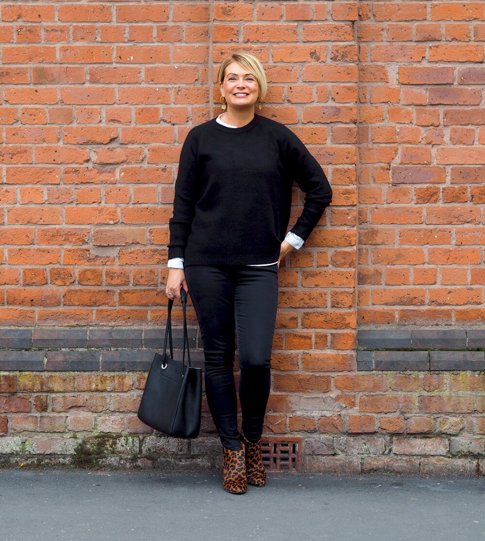 best ankle boots for different trouser shapes