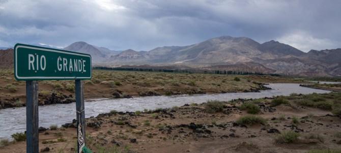 Bariloche zurück nach Mendoza