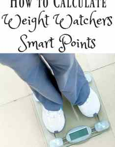 How to calculate weight watchers smart pointsg also points rh midlifehealthyliving