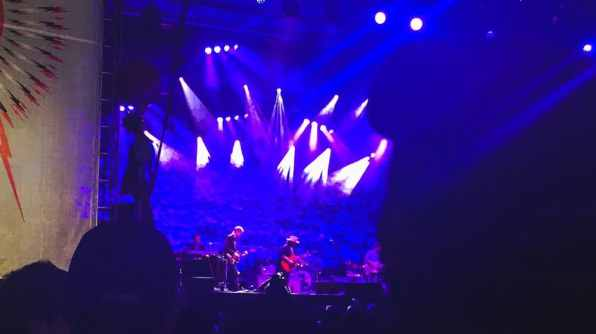 Wilco was awesome as always