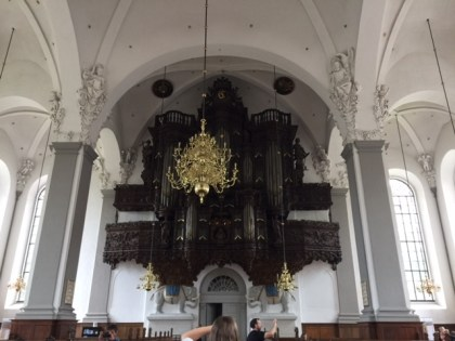 Midlife Sentence | Copenhagen, Church of our Savior