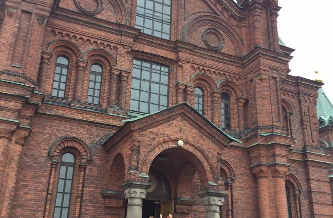 Midlife Sentence | Uspenski Cathedral, Helsinki