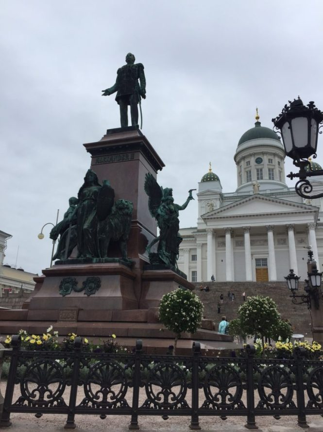 Midlife Sentence | Helsinki Cathedral