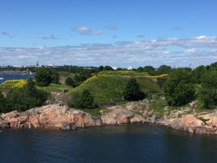 Midlife Sentence | Suomenlinna