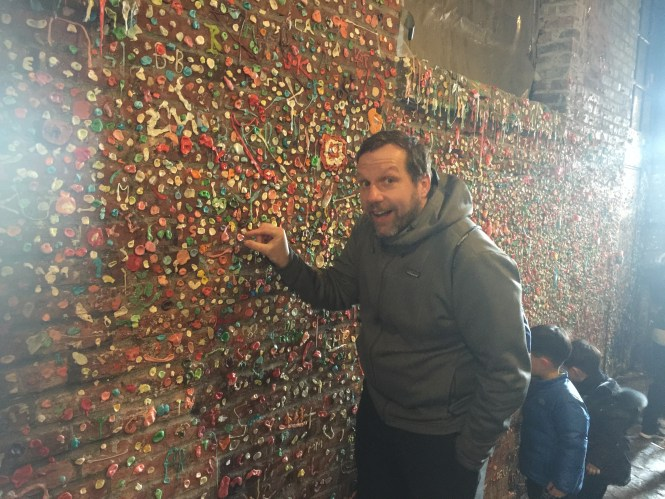 Midlife Sentence | Seattle Gum Wall