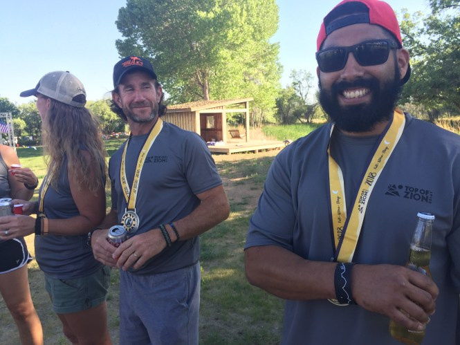 Midlife Sentence   Top of Zion Relay