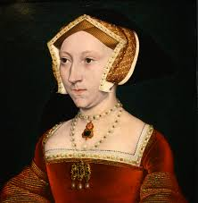 Portrait of Henry VIII Wife Jane Seymour