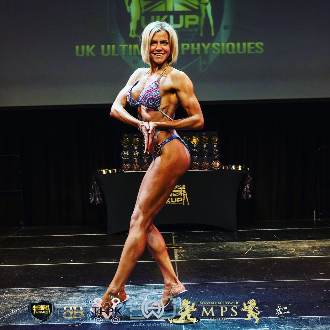 Real People Doing Stuff: Katy – Body Building Champion