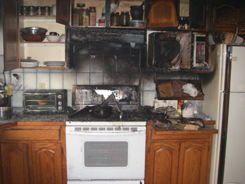 Local Residents urged to arrange a free home fire safety